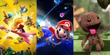 Najlepsze gry platformowe według Metacritic. Król mógł być tylko jeden…