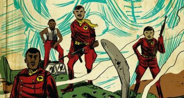 Czarny Młot '45 - recenzja komiksu