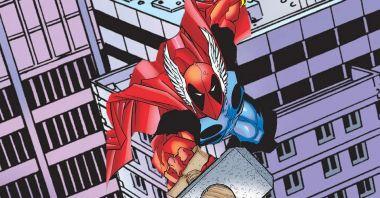 """Deadpool swego czasu podniósł """"Mjolnir"""". Tylko jak stał się tego naprawdę godny?"""
