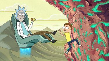 Rick i Morty - Chris Parnell obiecuje, że na sezon 5. poczekamy krócej