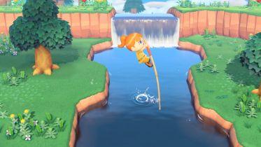 88-latka rozpoczyna grę w Animal Crossing: New Horizons. To wideo poprawi Wam humor