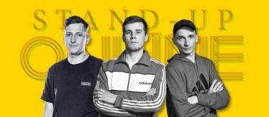 Stand-up Online 5 - wygraj bilety na live z występu!