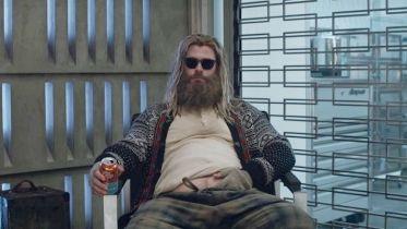 Avengers: Endgame - Mark Ruffalo dzieli się nowymi zdjęciami zza kulis z okazji urodzin Chrisa Hemswortha