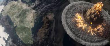Greenland - zwiastun filmu katastroficznego. Komety niszczą Ziemię