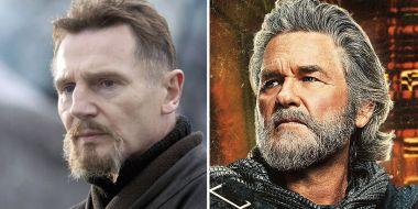 Strażnicy Galaktyki vol. 2 - Ego mógł wyglądać jak... Liam Neeson z Batman - Początek [SZKIC]