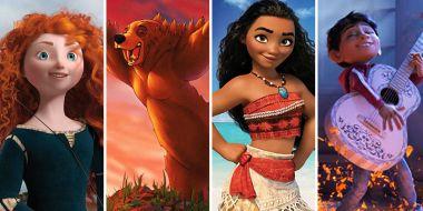 Najlepsze bajki Disney/Pixar. TOP wg. naEKRANIE.pl. Czy ktoś zdetronizuje Króla Lwa?