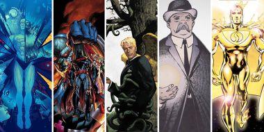 DC - najpotężniejsze postacie z komiksów. Bóg i Lucyfer wysoko; Superman przy nich to chucherko
