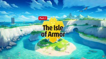 Pokemon Sword i Shield – dodatek The Isle of Armor z datą premiery. Jest też zwiastun
