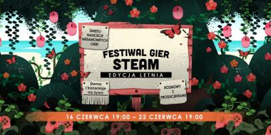 Steam zorganizował cyfrowy festiwal gier