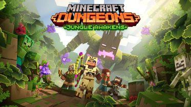 Minecraft Dungeons już wkrótce otrzyma pierwszy dodatek