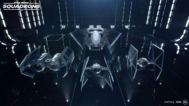 Star Wars: Squadrons w akcji! Gameplay prezentuje kosmiczne bitwy