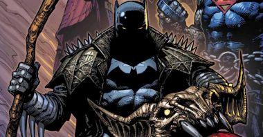 Mówiący Batmobeast i Najmroczniejszy Rycerz - komiksowy Death Metal dokłada do pieca