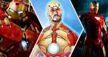 Marvel - Iron Man, jakiego nie znacie. Tata Billie Eilish i inne, zaskakujące ciekawostki
