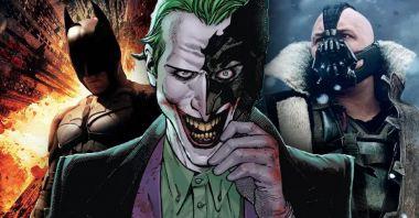 Wojna Jokera rozpoczęta! Książę Zbrodni działa jak Bane w Mroczny Rycerz powstaje