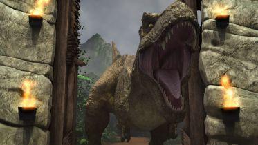 Park Jurajski: Obóz Kredowy - zwiastun serialu animowanego. Pełna grozy przygoda z dinozaurami
