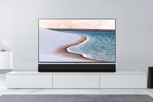 LG GX - soundbar stworzony z myślą o OLED-ach