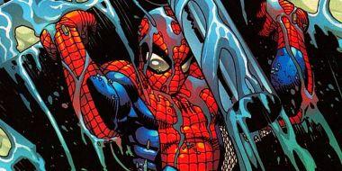 Marvel - jak silny jest Spider-Man? Jeśli trzeba, podnosi pociągi i nokautuje Hulka