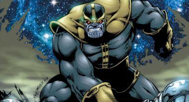Marvel - By zdobyć Kamień Mocy, Thanos pokonał postać potężniejszą od Hulka