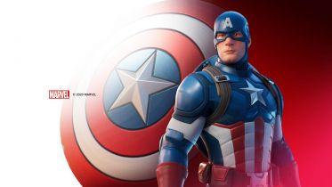 Fortnite – Kapitan Ameryka także trafił do gry. Wideo prezentuje herosa