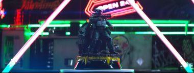 Cyberpunk 2077 - fenomenalna figurka z gry dostępna w sprzedaży