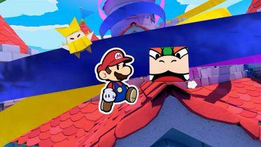 Paper Mario: The Origami King na nowych zwiastunach. Twórcy przedstawiają świat z papieru