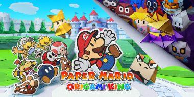 Paper Mario: The Origami King – Nintendo prezentuje nowy zwiastun tuż przed premierą