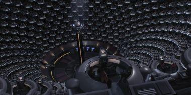 Nowe kino z Francji. Wygląda jak senat z Gwiezdnych Wojen