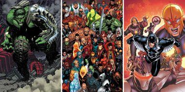 Marvel - najważniejsze wojny uniwersum w historii. Ile z nich naprawdę znacie?