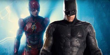 Ben Affleck wróci jako Batman w The Flash! To już pewne - tak rodzi się multiwersum DC