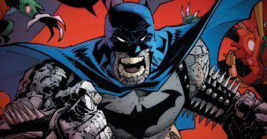 Kim jest Darkseid Batman? Znamy plan Batmana, Który się Śmieje - Death Metal gra na całego!