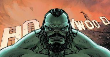 Marvel - Hulk z przyszłości w końcu kontroluje Bannera. Zmienił też napis w Hollywood