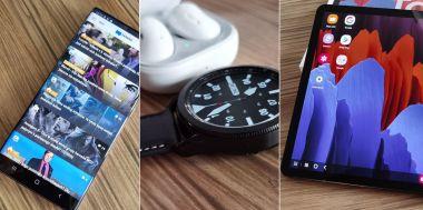 Samsung Unpacked 2020: nowe gadżety, które chcą odmienić branżę mobilną