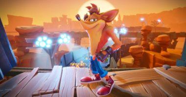 Crash Bandicoot 4: Najwyższy czas może trafić na PS5 i Xbox Series S/X