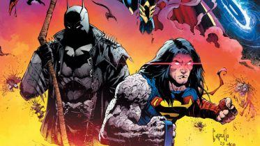 """Potężniejszy od Supermana, do Batmana mówi """"tatuś"""". Los uniwersum DC zależy od... rozgwiazdy"""