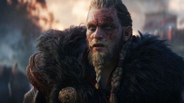Maul jako Eivor z Assassin's Creed Valhalla. Cosplay w pełnej krasie