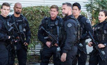S.W.A.T. - ekipa serialu wraca na plan