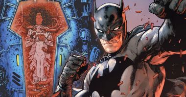 Batman w komiksie umarł ze szklanką alkoholu w dłoni. W obliczu śmierci zadbał o los świata