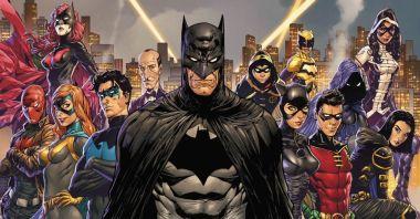 Na odsiecz Batmanowi nieoczekiwanie przyszła [SPOILER]. Mówi nawet o zabiciu Jokera