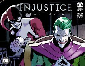 Injustice: Year Zero - Joker w komiksach opętał Zieloną Latarnię. Skończyło się to krwawo
