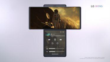 LG WING - zaprezentowano nietuzinkowy smartfon z rodziny Explorer Project