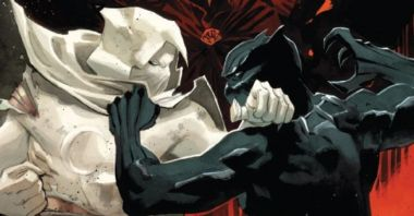"Moon Knight vs. Czarna Pantera - w serii Avengers dojdzie do ""walki stulecia"""