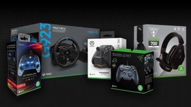 Akcesoria Designed for Xbox gotowe na nadejście nowej generacji