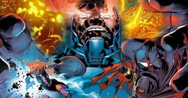 Darkseid w komiksach został panem czasu. Postanowił zmienić całe multiwersum