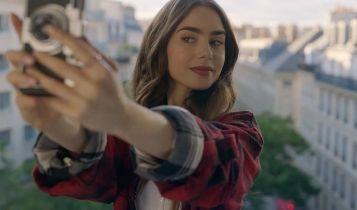 Emily w Paryżu - zwiastun nowego serialu twórcy Seksu w wielkim mieście z Lily Collins