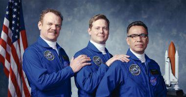Moonbase 8 - zwiastun serialu komediowego. Astronauci i ich zwariowane perypetie