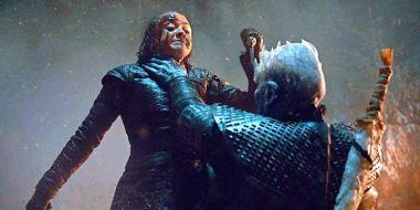 Gra o tron - Nocnego Króla mogła zabić zupełnie inna postać. Twórcy komentują