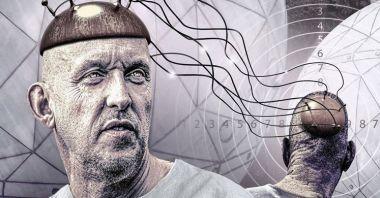 Człowiek do przeróbki: przeczytaj fragment powieści SF w dniu premiery