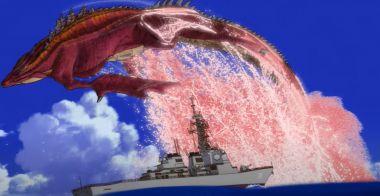 Godzilla Singular Point - zwiastun i plakat serialu anime Netflixa o kultowym potworze
