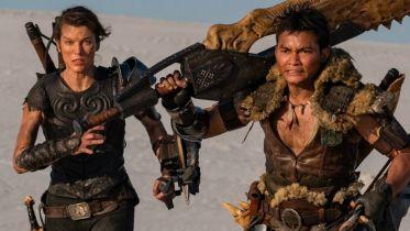 Monster Hunter - obejrzyjcie nowy, pełen akcji i potworów zwiastun filmu z Millą Jovovich
