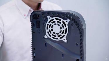 PS5 głośno pracuje? Sprawdź, jaki masz wentylator, zanim oddasz sprzęt do serwisu